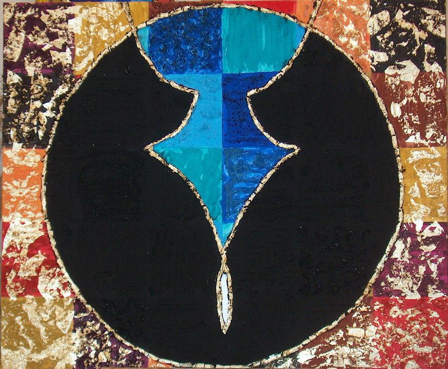 Cerchio vitale 2 - Elettra Porfiri - Africa