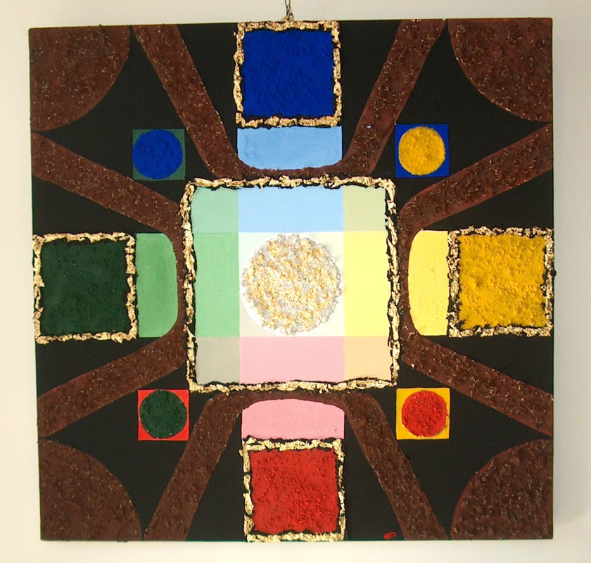 Quadratura del cerchio - Elettra Porfiri - Africa