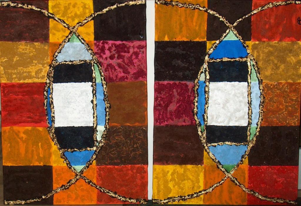 Specchio - Elettra Porfiri - Africa